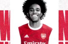 Willian swaps Chelsea for London rivals Arsenal