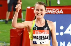 Ciara Mageean smashes Sonia O'Sullivan's national record with blistering 1,000m time