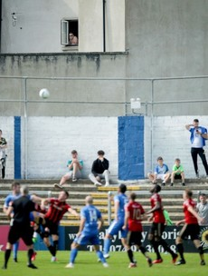 Grant's winner sees Bohs move to within three points at the top