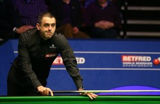 O'Sullivan rockets into commanding lead in World Snooker Championship final