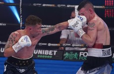Frampton and Conlan advertise world title claims with York Hall stoppages