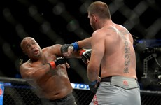 Cormier retires after defeat ends UFC heavyweight trilogy with champion Miocic