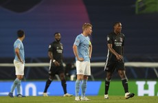 'It's a different year, but the same stuff' - De Bruyne laments mistakes after Man City's Euro exit