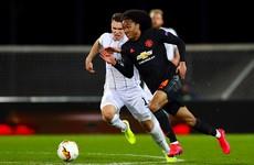 Man United winger Chong makes season-long loan move to German club