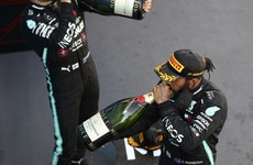 Lewis Hamilton sweeps to record-breaking win in Spain