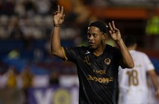 Ronaldinho's decline from Barcelona greatness to Paraguay prison and more of the week's best sportswriting
