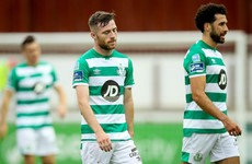 Shamrock Rovers suffer setback to title ambitions