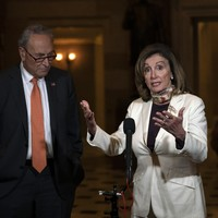 Nancy Pelosi calls House of Representatives back from summer break to vote on protecting the postal vote