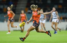 Cora Staunton and Yvonne Bonner extend Australian stay with Greater Western Sydney Giants