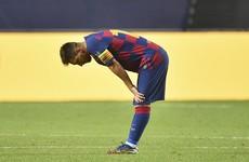 Barcelona: Messi not demanding immediate exit