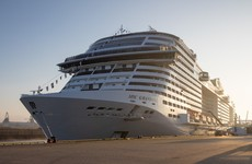 Cruise liners return to the Mediterranean with Covid-19 safety measures in place
