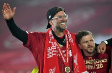 Jurgen Klopp might quit football when Liverpool contract runs out