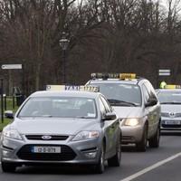 Car traffic is slowly returning but public transport is still way down on last year