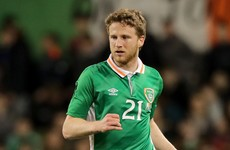 'Massive hopes' for Eunan O'Kane as Ireland international returns from two-year absence