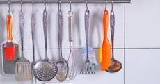 'Free up utensil drawers by adding wall hooks': 8 design tricks that'll add space to any kitchen