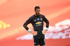 'I trust in myself,' says under-fire De Gea as United goalkeeper looks to next season