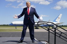 Trump says it's 'crunch time' for upcoming US election as he zeroes in on Mid West battleground states