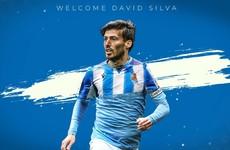 David Silva confirmed for La Liga return after Man City departure