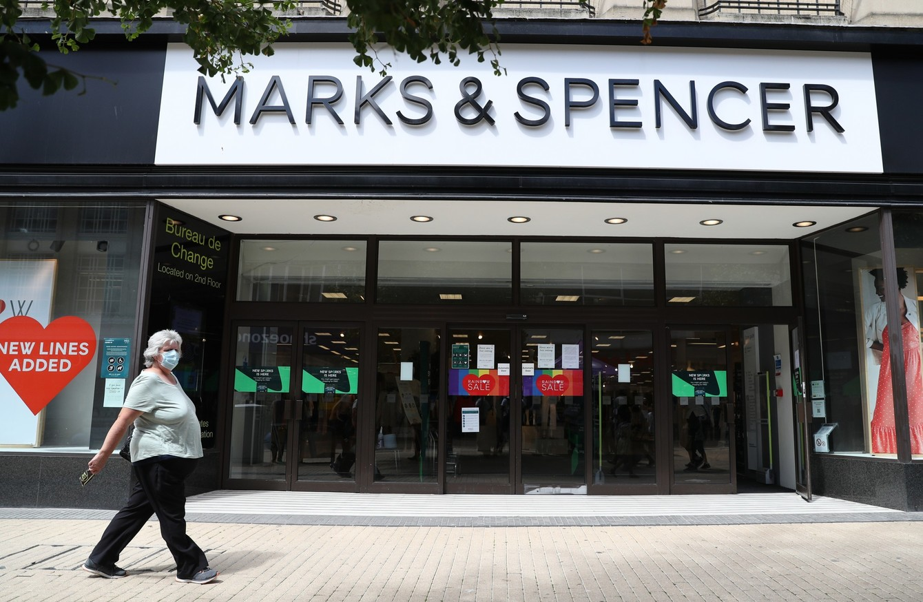 Marks And Spencer To Cut 7 000 Jobs In Wake Of Material Shift In Trade