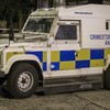 Four police injured as vehicles rammed in Armagh