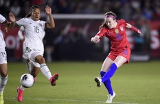 Manchester City sign US World Cup winner Rose Lavelle