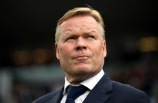 Ronald Koeman agrees to become new Barcelona manager, says club president