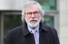 Key witness in Aaron Brady case spoke to Gerry Adams before giving garda statement