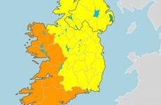 Storm Ellen to hit Ireland as Status Orange wind warning issued in seven counties