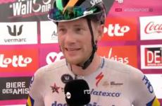 Sam Bennett sprints to third stage victory in Belgium