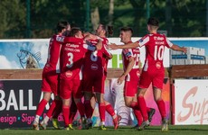 Former Liverpool youngster scores brilliant last-minute winner for Sligo