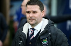 Linfield out of the Champions League after narrow defeat to Legia Warsaw