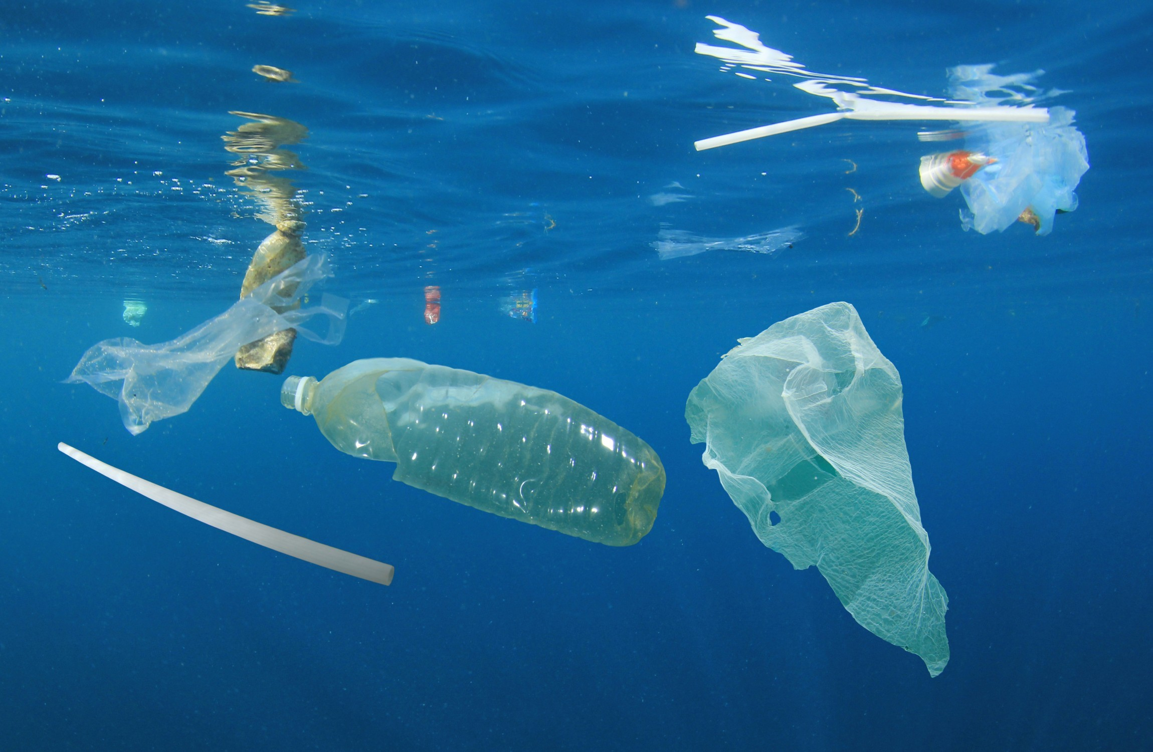 Ocean plastic levels ten times higher than previously thought, study finds