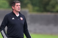 One more year as Derry City boss pens contract extension