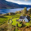 Wake up to breathtaking views of Lough Mask at this rural retreat for €590k