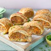 Kid-Approved Sausage Rolls