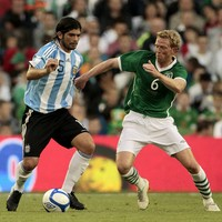 Non-league move for Green as ex-Ireland midfielder plays on for a 20th season