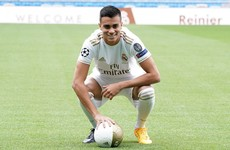 Dortmund take Real Madrid's young Brazilian midfielder on two-year loan