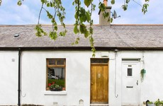 Cottage life in thriving Dublin 8 with plenty of natural light for €280k