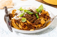 No Fuss Slow Cooked Beef Ragu