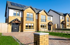 Brand new three-bed family homes in Co Meath from €268k
