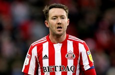 Former team-mate claims 'everyone was scared' of Aiden McGeady at Sunderland