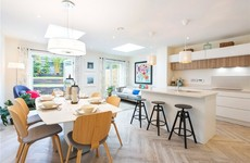Stylish new three and four-beds close to Delgany and Greystones