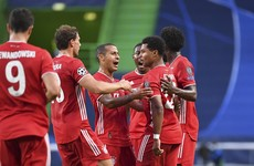 Serge Gnabry stars as Bayern Munich secure Champions League final spot
