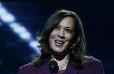 Obama condemns Trump as Harris accepts historic VP nomination