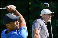 Tiger starts with 68 at PGA Northern Trust playoff opener and McIlroy a shot further back