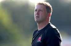 Dundalk confirm Perth departure as boss in wake of Champions League exit