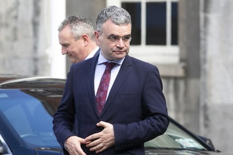 Agriculture Minister Dara Calleary (file photo).
