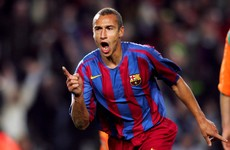 Henrik Larsson has been appointed to the new coaching staff at Barcelona