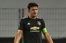 Manchester United captain Harry Maguire arrested following clash with Greek police