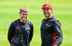 Crusaders boss Robertson keen on Lions role after being snubbed by the All Blacks